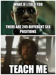 Sex Position Memes - teach me senpai 9gag