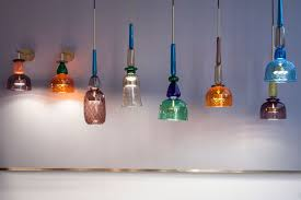 custom blown glass pendant lights blown glass lighting glass l blown lighting u theluxurist co