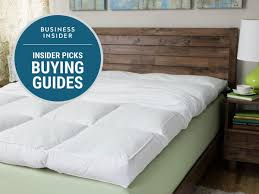 bed pillow toppers the best mattress topper you can buy business insider