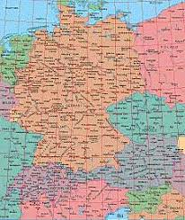 map germany austria map catalog world map collection germany switzerland austria