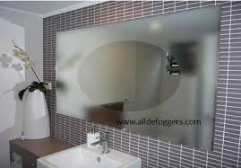 Demisting Bathroom Mirrors Nrg Bathroom Mirror Defogger Mirror Demister Heated Mirror Nrg