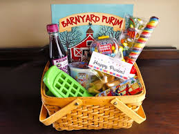 purim baskets purim basket purim college student care package ideas