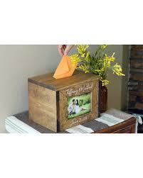 wedding gift card box sweet deal on luxury wedding card box money box rustic wedding