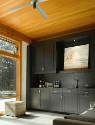 Black Cupboards Kitchen Ideas Painted Kitchen Cabinet Ideas Freshome