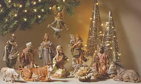 nativity sets for sale 50th anniversary fontanini 12 figure set
