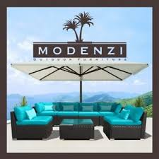 Wicker Sectional Patio Furniture by Modenzi 7g Outdoor Wicker Rattan Sectional Patio Furniture Sofa
