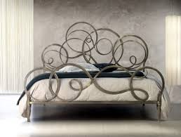 chambre fer forgé tête de lit originale en fer forgé 30 idées inspirantes