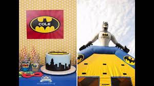 batman birthday party ideas cool batman birthday party decorations ideas