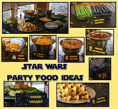 star wars birthday party food a disney mom u0027s thoughts star