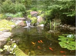 garden waterfalls and streams home outdoor decoration