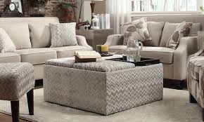 furniture fabric ottoman coffee table wooden ottoman leather