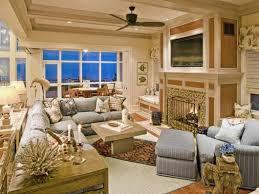 beach living room design ideas kitchen living room beach style