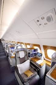 Boeing 777 Interior Emirates Welcomes New Generation A380 And Boeing 777 Aircraft To