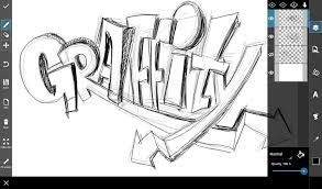 learn graffiti learn to draw a graffiti in 7 easy steps create discover with