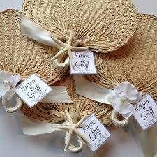wedding favors fans palm leaf fans raffia fans wedding fans wedding