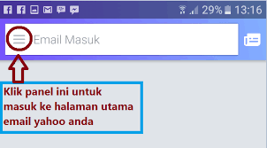 membuat yahoo mail via hp buat email yahoo di yahoo mail indonesia lewat hp android