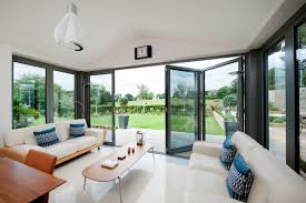 Modern Sunroom Modern Kitchen Lounge Extension Contemporary Sunroom