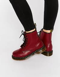 doc martens womens boots nz affordable dr martens cherry smooth 8 eye cherry