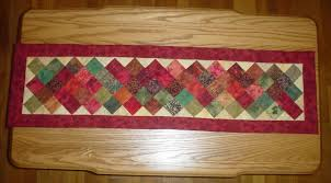 table runner new 308 table runners quilted pattern