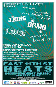 kenny dorham u0027s backyard events diversearts culture works