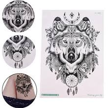 buy tiger tattoo design and get free shipping on aliexpress com