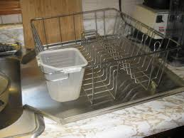 dining room dish drying rack for exciting flatware storage design