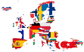 Europe Flag Map by Map Thread Xv Page 359 Alternate History Discussion