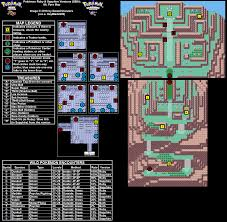 Ruby Map Pokemon Ruby Version Mt Pyre Map For Game Boy Advance By