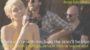 miley cyrus happy together sub español lyrics official