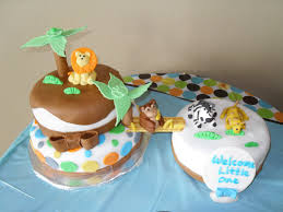 three sweet cakes april 2010