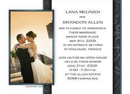 exle of wedding invitations popular wedding invitation 2017