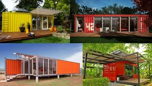 house made from shipping container container house design