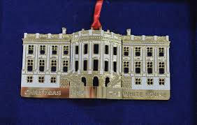 official white house ornaments wallbuilders