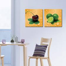 kitchen good fruit painting kitchen wall decoration along with