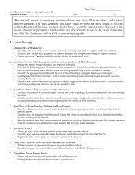 100 study guide spring semester chemistry march 2013 u2013
