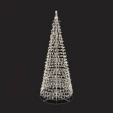 7401002 01t 7ft energy best twinkling tree with warm white led