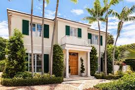 dutch west indies estate tropical exterior miami a palm beach home decorated by kemble interiors is on the market