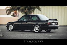 stance bmw e30 mr 325 u2013 matt russell u0027s turbocharged m tech 2 e30 coupe