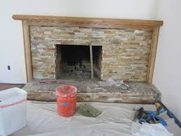 Fireplace Brick Stain by My Fireplace Mantle Paint Or Stain Or Please Help Me