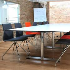 Contemporary Conference Tables by Contemporary Conference Table Laminate Aluminum Rectangular