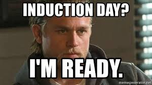 Sons Of Anarchy Meme - induction day i m ready jax teller from sons of anarchy meme