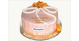 pink birthday cake for ladies online cake delivery noida cake shop