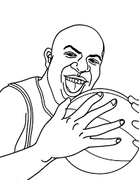 magic jonhson in nba coloring page magic jonhson in nba coloring