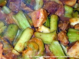 cuisine antou cari de porc au bois de songe afrik cuisine com toute la