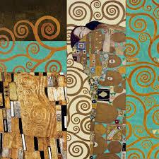 Tree Of Life Home Decor Gustav Klimt U2013 The Kiss And The Tree Of Life