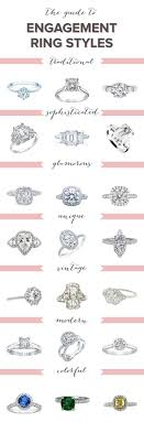wedding ring styles 7 essential engagement ring buying guides style estate