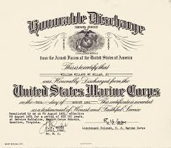 honorable discharge certificate honorable discharge certificate