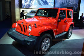 fiat to showcase jeep products at auto expo 2016