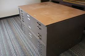 Industrial File Cabinet Industrial Architect Engineer U0027s File Cabinet U2014 Mid Century Modern