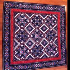 37 best 1 fabric quilts images on quilt table runners